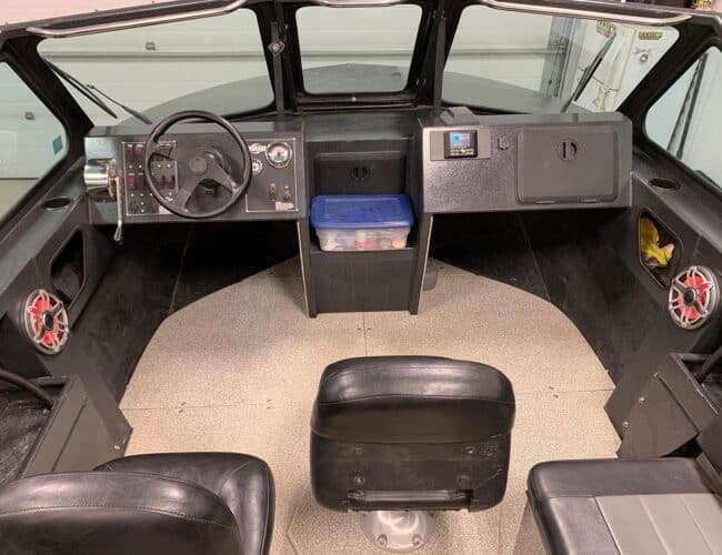 Vibe Car Audio | Outlaw River Boat