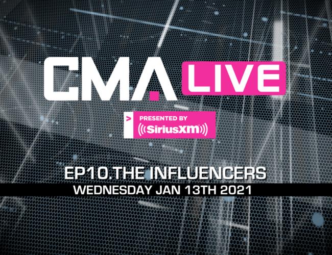 CMA LIVE | EP. 10 | The Influencers
