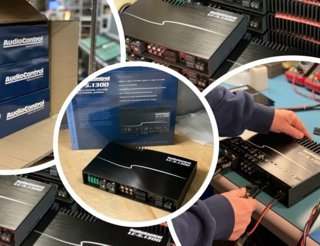 Product Spotlight | LC-5.1300 amplifiers from AudioControl