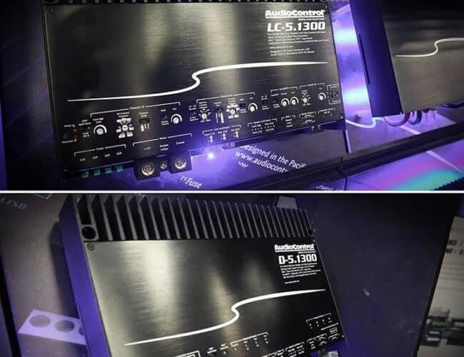 Audio Control Amplifiers | Gem Sen Distribution CE Division