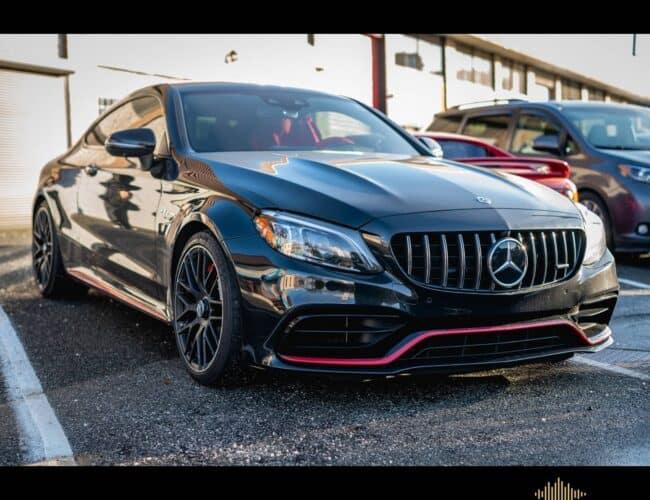 BPG Autosound & Security | Mercedes Benz Upgrade