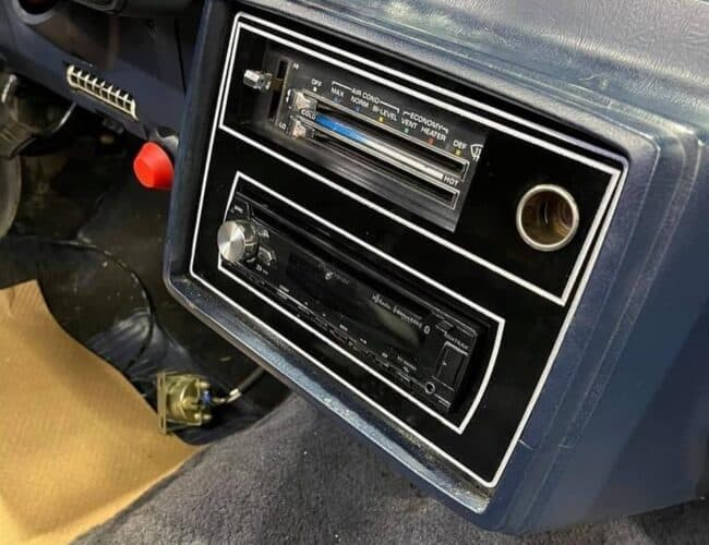 Certified Autosound & Security | 1980 El Camino