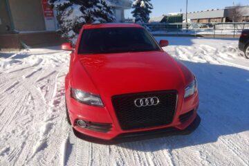 Audio Concepts | 2011 Audi A4