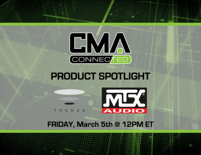 CMA CONNECTED | MTX