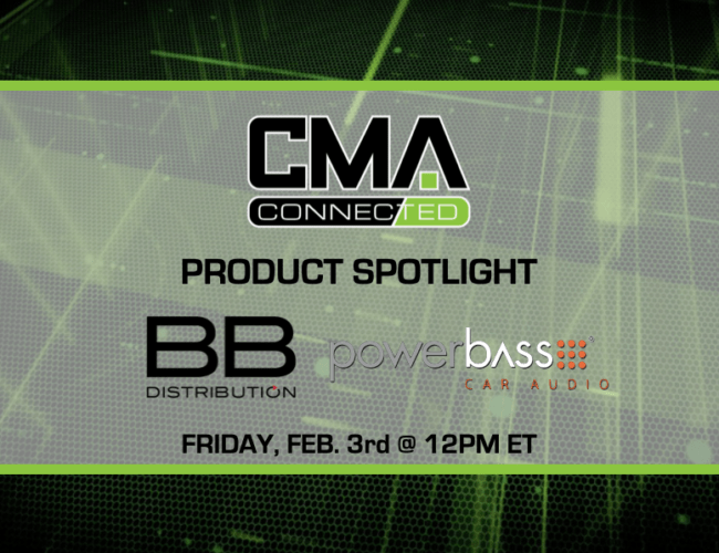 CMA CONNECTED | Powerbass
