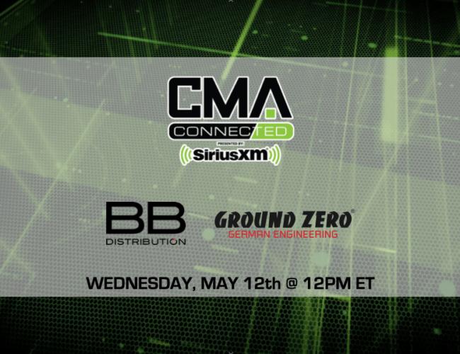 CMA CONNECTED | Ground Zero