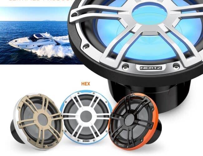 Product Spotlight: Marine HEX coax from Hertz AudioVideo