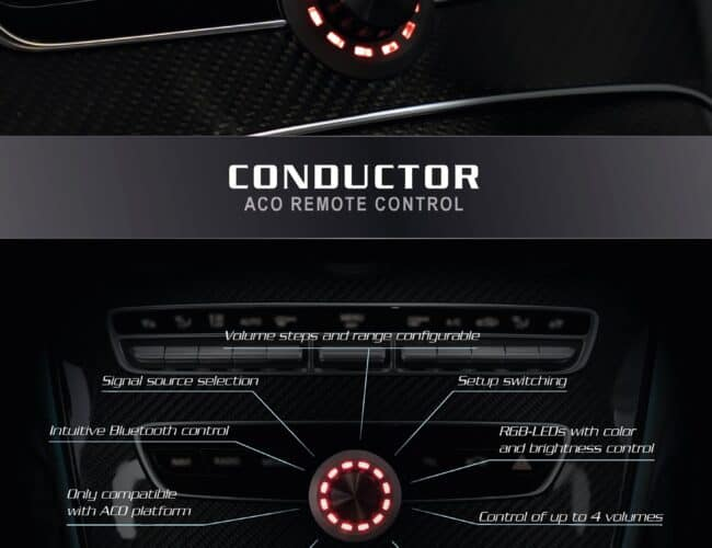 Product Spotlight | Audiotec Fischer's all new CONDUCTOR from Mobile Solutions of Canada