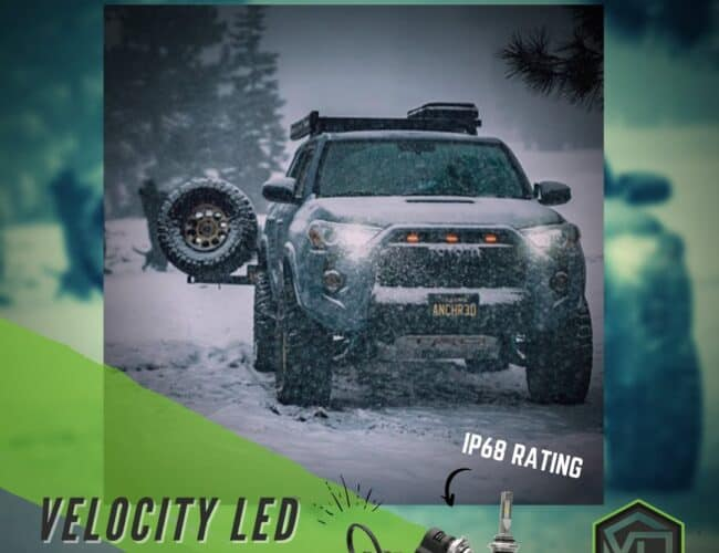 Product Spotlight | Velocity LED Headligh from Vivid Lumen Industries