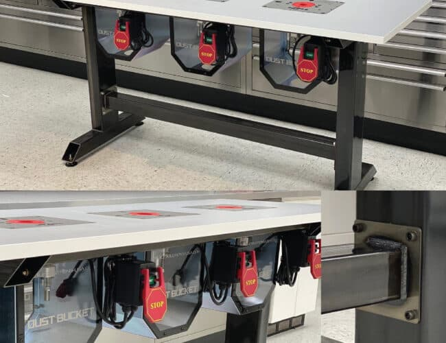 Product Spotlight | New Smart Router Table (SRT) system from Mobile Solutions