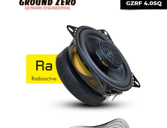 Product Spotlight | The New GZRF line from Ground Zero
