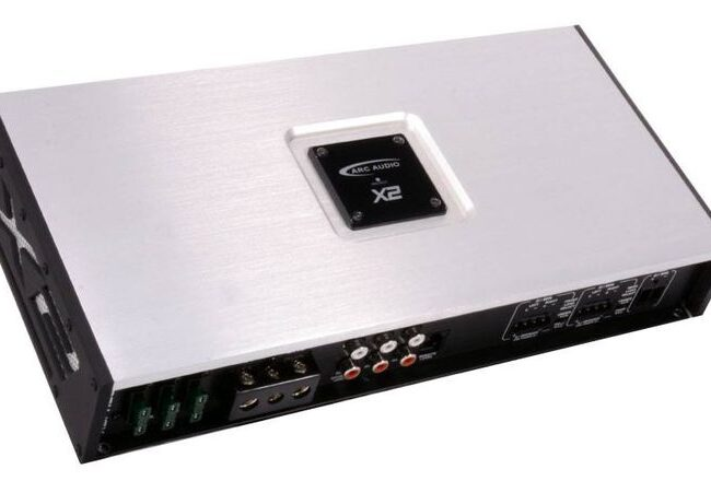 Product Spotlight | The X2 1100.5 from Arc Audio