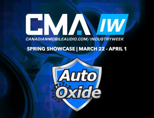 Auto Oxide @ CMA Industry Week