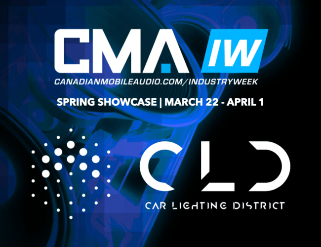 Car Lighting District @ l'industrie CMA
