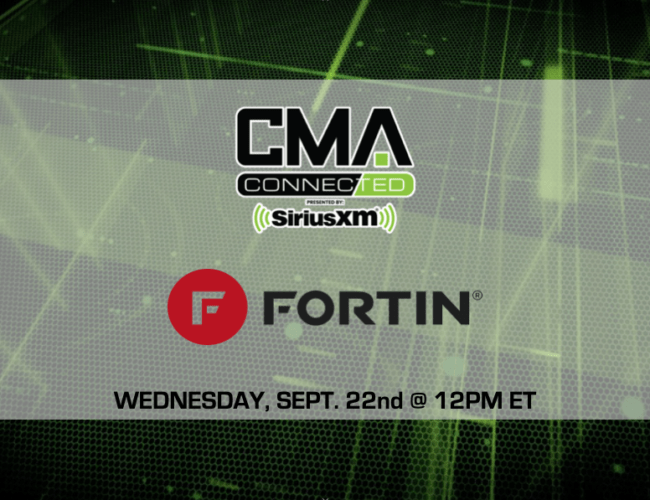 CMA CONNECTED   Fortin