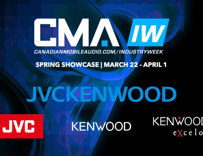 JVCKENWOOD @ CMA Industry Week