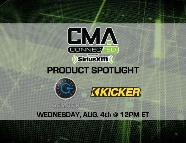 CMA CONNECTED | Kicker