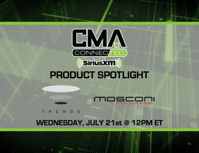 CMA CONNECTED | Mosconi DSP – Part 2
