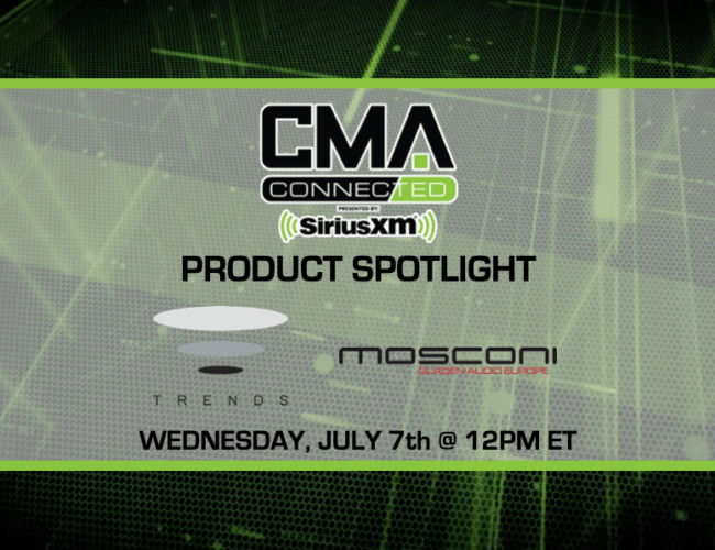 CMA CONNECTED | Mosconi DSP Part 1