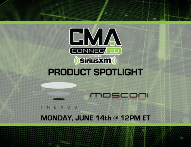 CMA CONNECTED | Mosconi