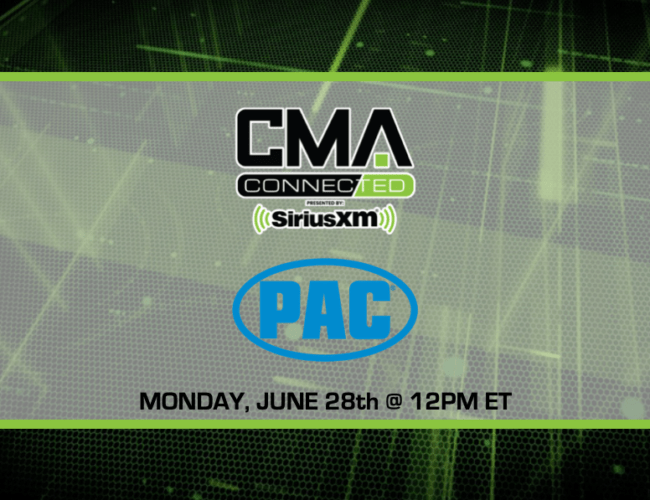 CMA CONNECTED | PAC Audio