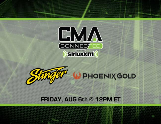 CMA CONNECTED | Stinger/Phoenix Gold