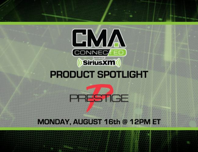 CMA CONNECTED | Prestige