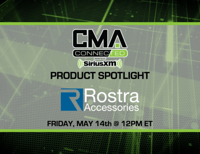 CMA CONNECTED   Rostra
