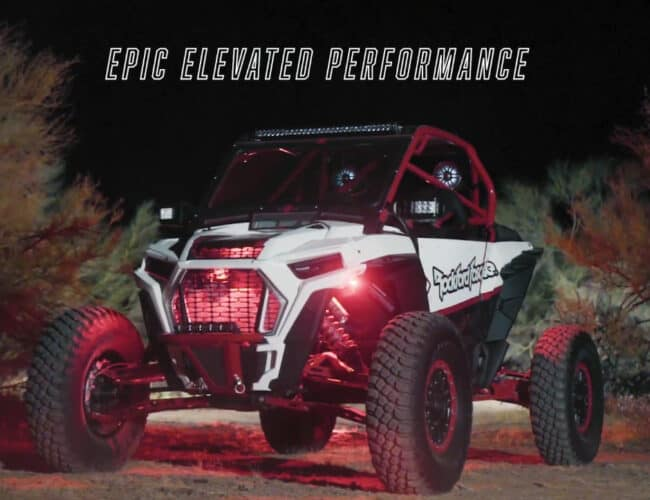 Product Spotlight   All new audio kits for select Polaris® RZR® and Can-Am® X3 models from Rockford Fosgate