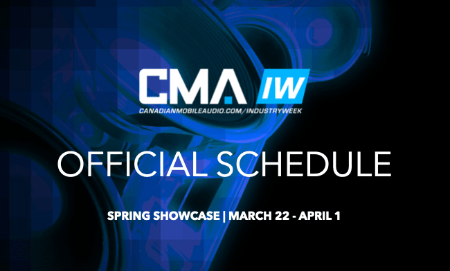 Presenting the Official CMA Industry Week Schedule