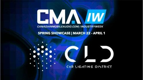 Car Lighting District @ CMA Industry Week
