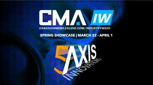 5 Axis Innovations @ CMA Industry Week