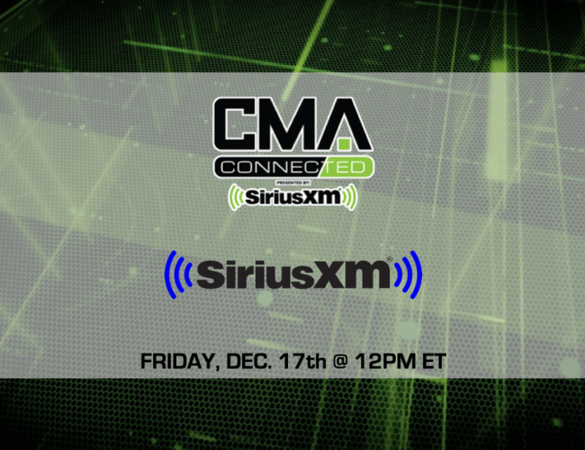 CMA CONNECTED | SiriusXM