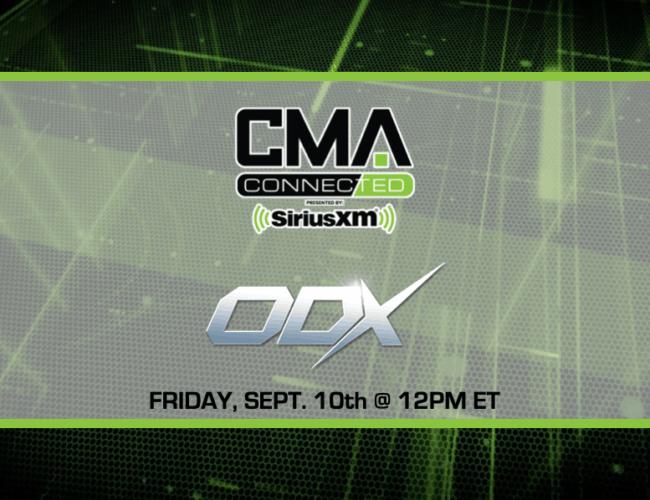 CMA CONNECTED | ODX Lighting