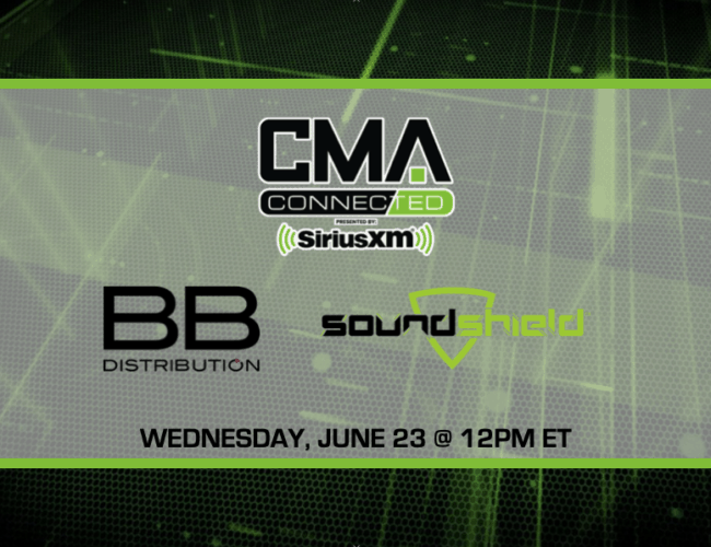 CMA CONNECTED | SoundShield