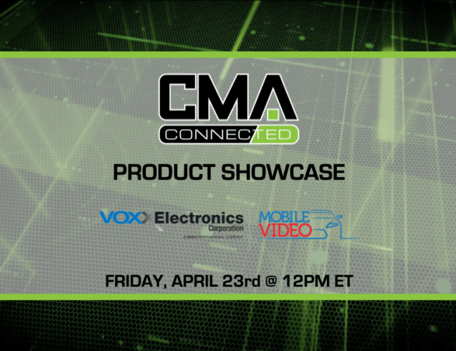CMA CONNECTED   VOXX Electronics