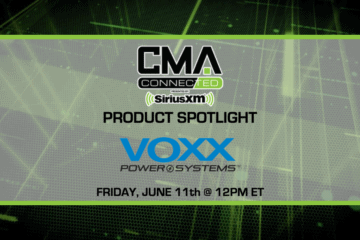 CMA CONNECTED | VOXX Power Systems