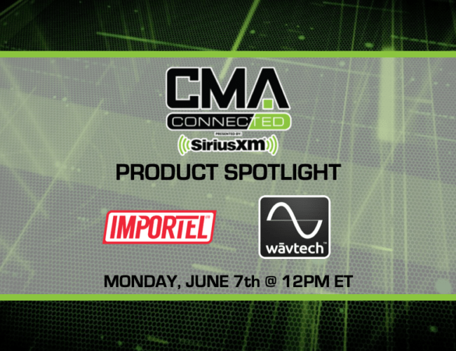 CMA CONNECTED | Wavtech