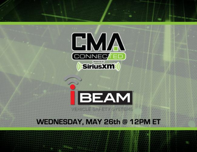 CMA CONNECTED | iBeam