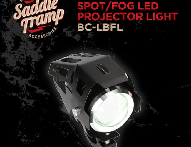 Product Spotlight   Saddle Tramp's BC-LBFL from Metra Electronics