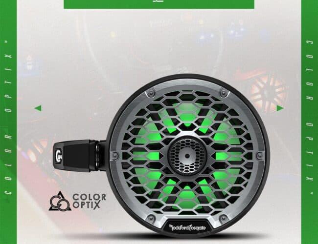Product Spotlight   Color Optix from Rockford Fosgate