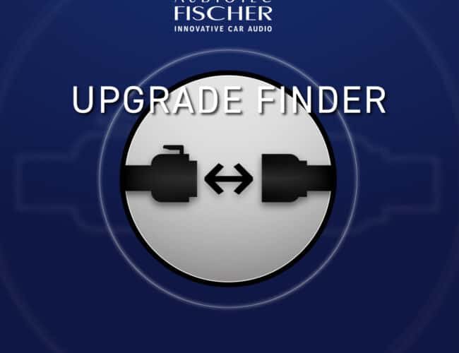 Product Spotlight | Audiotec Fischer Upgrade Finder – The database for Plug & Play upgrade