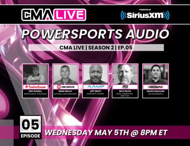 CMA LIVE | EP.5 | POWERSPORTS EPISODE