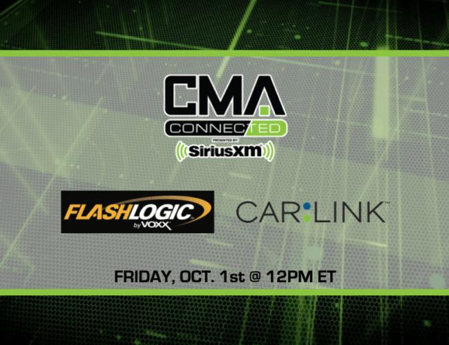 CMA CONNECTED | Flash Logic / Carlink
