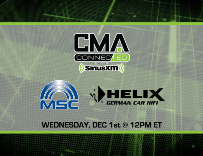 CMA CONNECTED | Helix