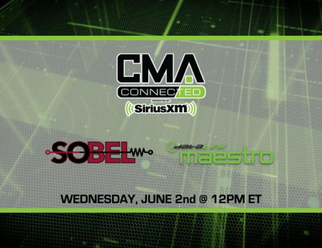 CMA CONNECTED | Maestro