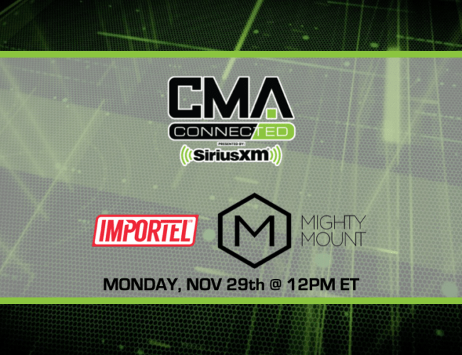 CMA CONNECTED | Mighty Mount