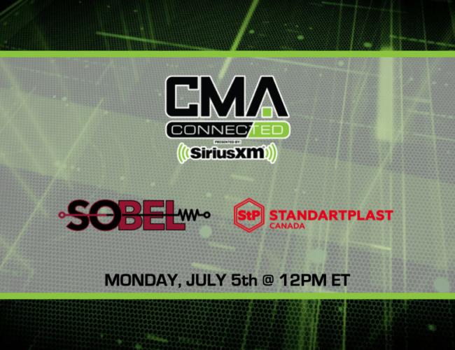 CMA CONNECTED | Standartplast