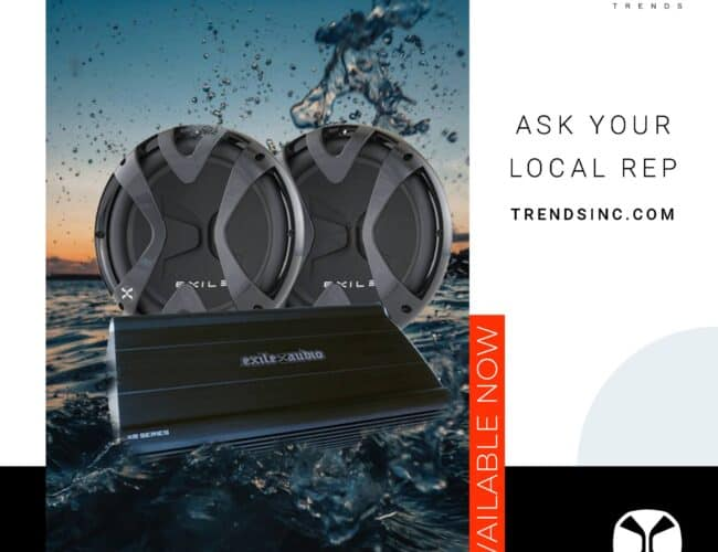 Product Spotlight | Exile Audio from Trends Electronics