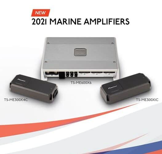 Product Spotlight | 2021 Marine Amplifiers from Pioneer Electronics